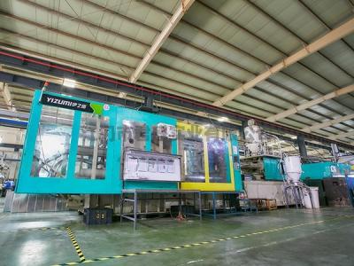 1200 吨注塑机 1200 T injection machine